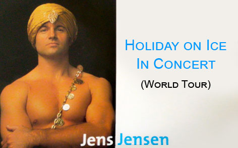 Holiday on Ice | Jens Jensen live
