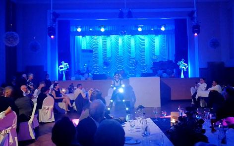 LIGHTING CUBE SHOW | Jubiläum | Akrobatik | Würfeljonglage