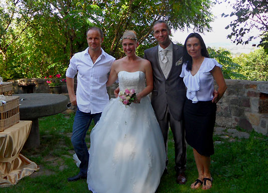 Wedding Hochzeit Trauung Shows Entertainment 18