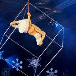 AERIAL CUBE & SILK SHOW | Jens Jensen